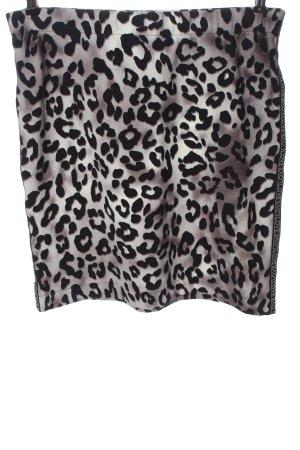 Betty & Co Miniskirt leopard pattern casual look