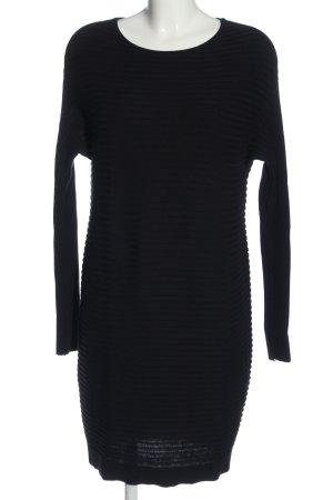 Betty & Co Sweater Dress black casual look