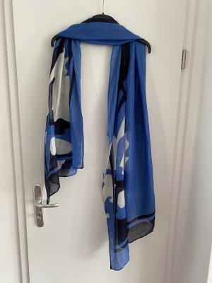 Betty&Co. Schal Tuch blau