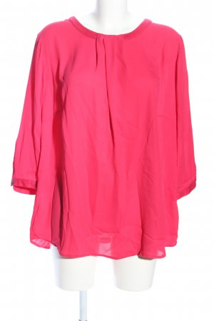 Betty & Co Schlupf-Bluse pink Casual-Look
