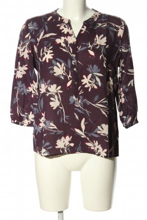 Betty & Co Slip-over Blouse allover print casual look