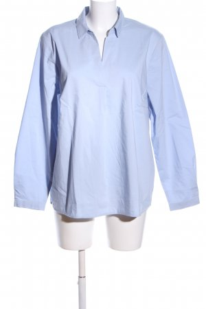 Betty & Co Schlupf-Bluse blau Business-Look