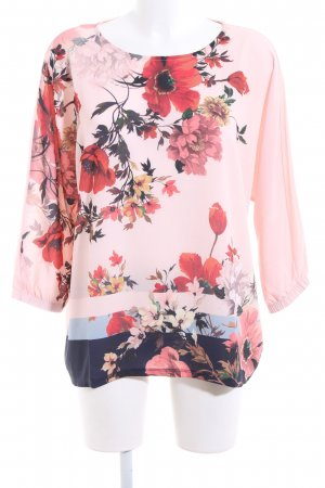Betty & Co Schlupf-Bluse florales Muster Casual-Look