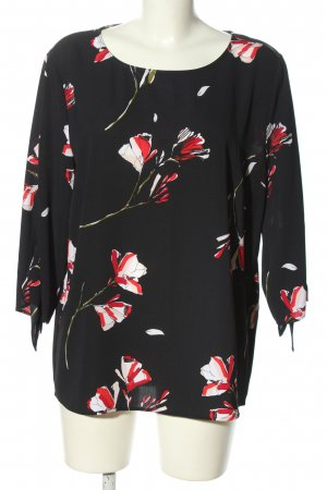Betty & Co Schlupf-Bluse mehrfarbig Casual-Look