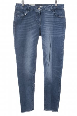 Betty & Co Slim Jeans dunkelblau Casual-Look