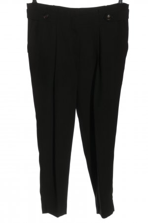 Betty & Co Stoffhose schwarz Business-Look