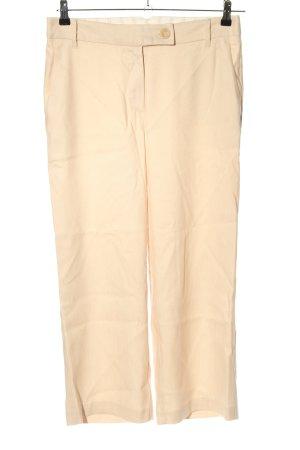 Betty & Co Pantalone jersey crema stile casual