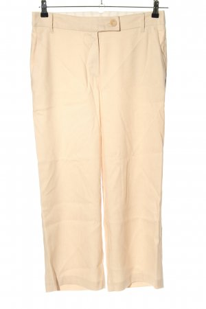 Betty & Co Spodnie materiałowe nude W stylu casual