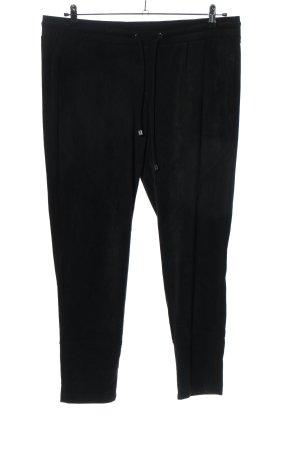 Betty & Co Stoffen broek zwart casual uitstraling