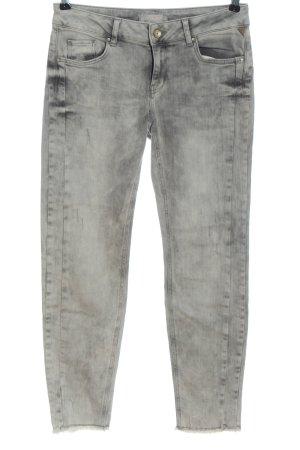 Betty & Co Stretch Jeans hellgrau Casual-Look