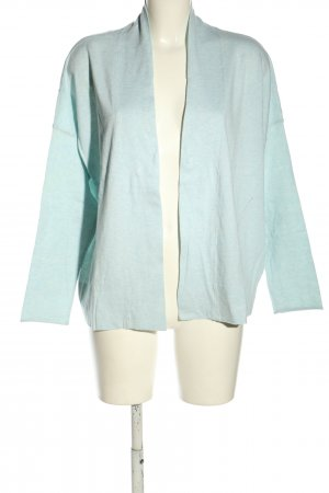 Betty & Co Strick Cardigan türkis meliert Casual-Look