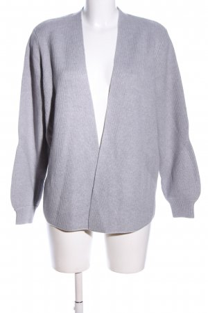 Betty & Co Strick Cardigan hellgrau Casual-Look