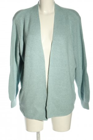 Betty & Co Strick Cardigan türkis Casual-Look