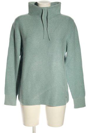 Betty & Co Maglione lavorato a maglia verde stile casual