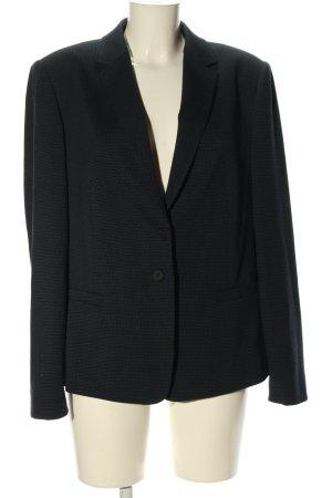 Betty & Co Blazer sweat nero modello web stile casual