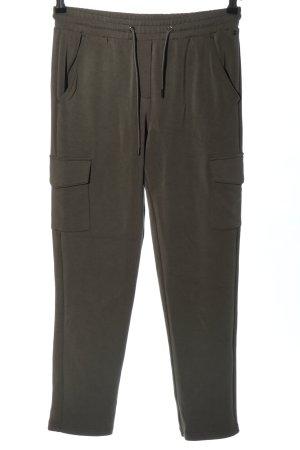 Betty & Co Pantalon de jogging gris clair style simple