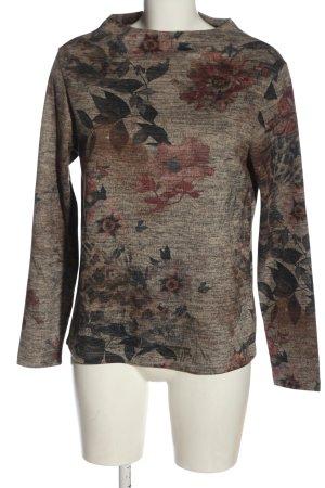 Betty & Co Sweatshirt volledige print elegant