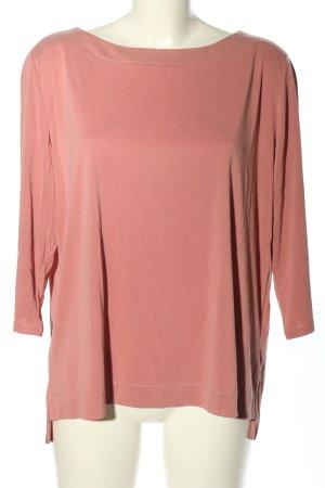 Betty & Co Sweatshirt roze casual uitstraling