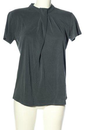 Betty & Co T-shirt jasnoszary W stylu casual