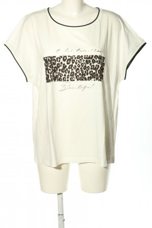 Betty & Co T-Shirt Animalmuster Casual-Look
