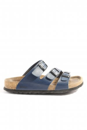 Betula Comfort Sandals blue-natural white casual look