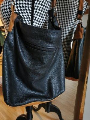 Beutel Handtasche Echtleder