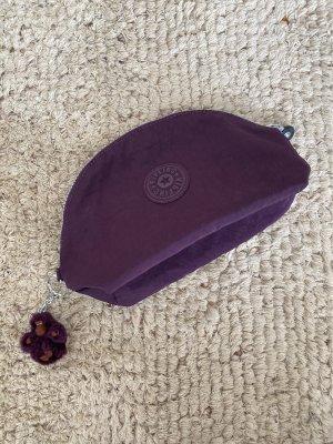 Kipling Borsellino marrone-viola-viola scuro