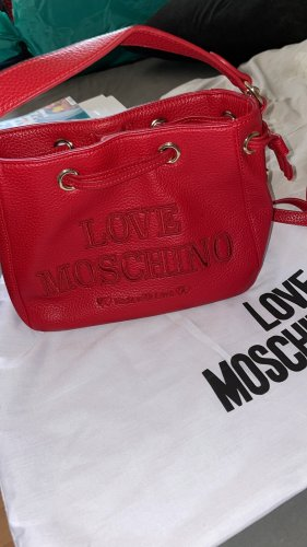 Love Moschino Buideltas rood