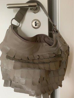 Görtz Shoes Pouch Bag grey brown