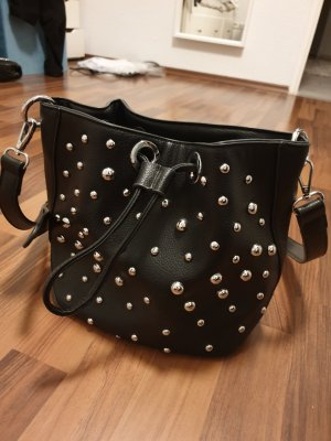 Accessorize Crossbody bag black-silver-colored