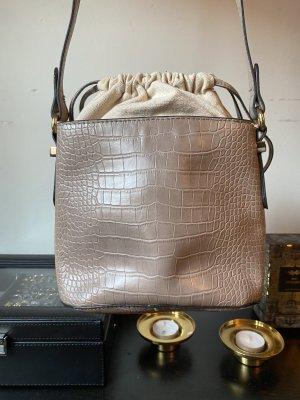 Accessoires Borsellino beige chiaro-marrone-grigio