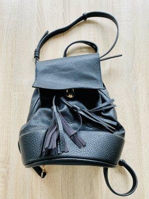 Zara Accesoires Sac seau noir