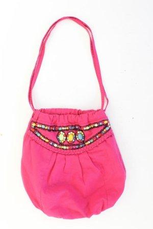 Torebka typu worek jasny różowy-różowy-różowy-różowy neonowy Bawełna