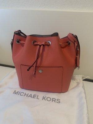 Michael Kors Borsellino salmone-rosso lampone