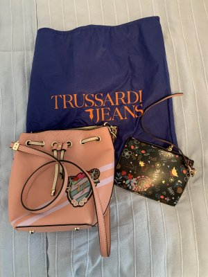 Trussardi Pouch Bag pink