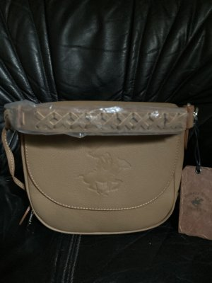 Beverly Hills Polo Club Crossbody bag brown-light brown