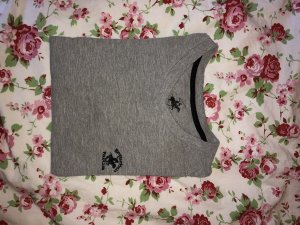 Beverly Hills Polo Club T-Shirt grey-black