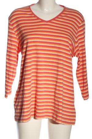 Bexley's Woman Camicia maglia motivo a righe stile casual