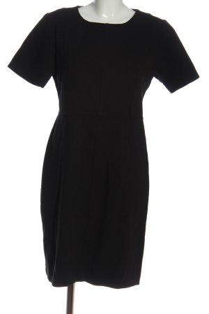 Bexley's Woman Sweatjurk zwart zakelijke stijl