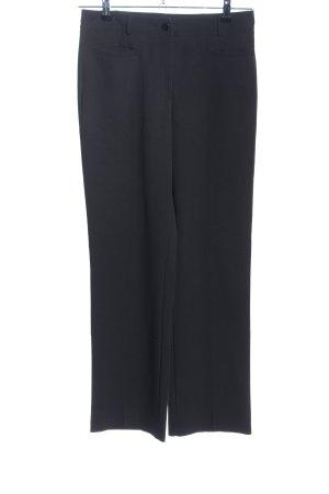 Bexleys Pantalón de vestir negro estilo «business»
