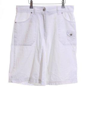 Bexleys Bermuda bianco stile casual
