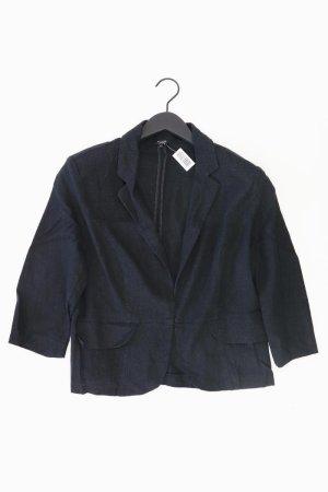 Bexleys Blazer Größe 42 schwarz aus Leinen