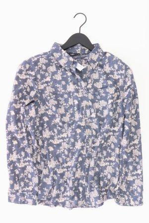 Bexleys Bluse Größe 40 blau aus Polyester