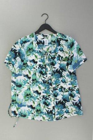 Bexleys Bluse Größe 44 blumen grün aus Polyester