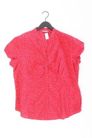 Bexleys Bluse Größe 46 rot aus Baumwolle