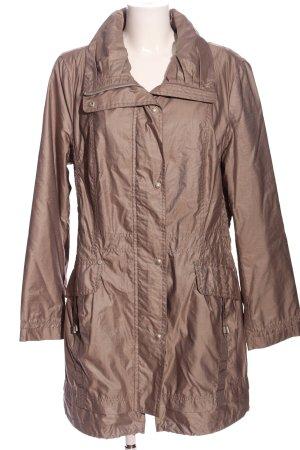 Bexleys Übergangsmantel bronzefarben Casual-Look