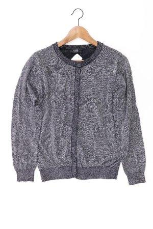 Bexleys Cardigan silver-colored cotton