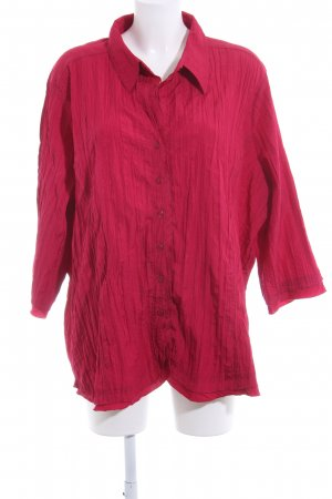 Bexleys Blusa estilo Crash rosa look casual