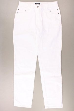 Bexleys Five-Pocket Trousers natural white cotton