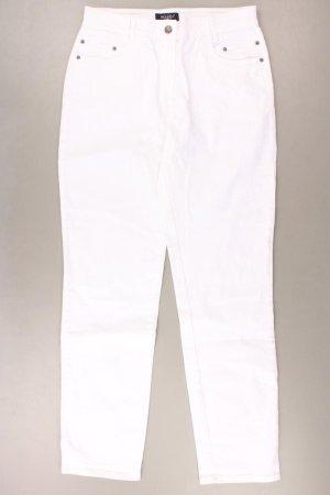 Bexleys Five-Pocket Trousers natural white cotton